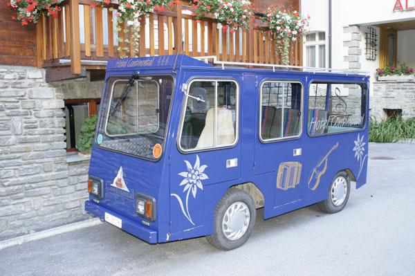 Paul's-Taxi